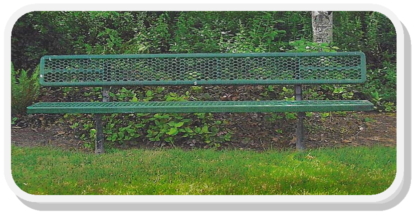 Park Bench (PNG)